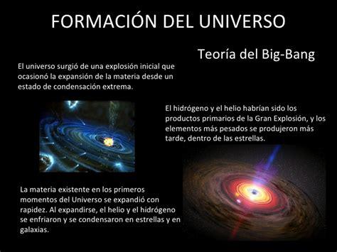 imagenes del universo e informacion el universo como sistema