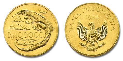 Uang Antik Seribu Rp1000 Tahun 1987 daftar harga uang logam kuno termahal di indonesia