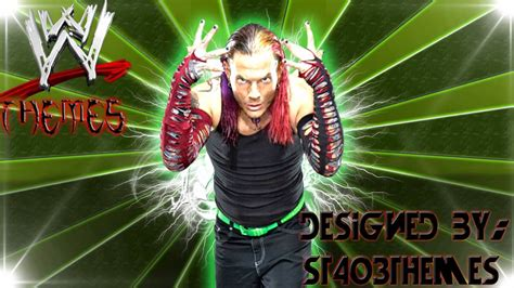 theme song jeff hardy jeff hardy 6th wwe theme song quot no more words quot youtube