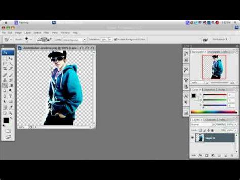 adobe photoshop cs3 tutorial change background adobe photoshop extract change background doovi