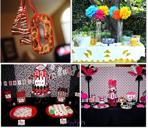 themes party ideas for adults 25 adult birthday party ideas 30th 40th 50th 60th
