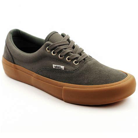vans era pro pewter gum forty two skateboard shop