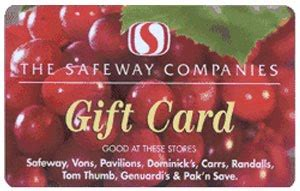 Gift Cards For Cash At Safeway - fandango 50 in gift cards for 40 at safeway vons until 6 25