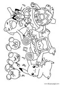 Jaimito El Cartero Colouring Pages sketch template