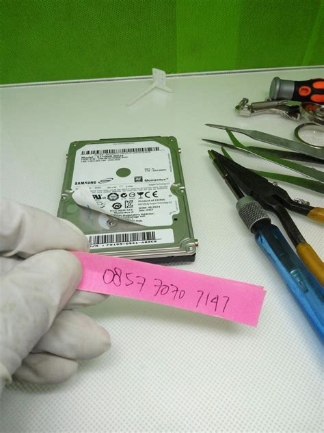 Ganti Disk cara recovery data hardisk rusak fisik jasa recovery data