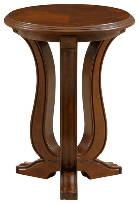 Broyhill Side Table by Broyhill Chairside Table Transitional Side Tables And End Tables By Broyhill