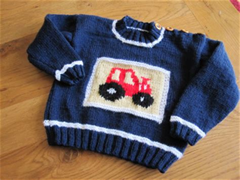 knitting pattern tractor jumper ravelry design i tractor jacket and sweater pattern by