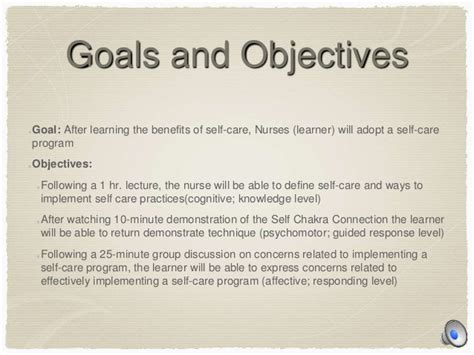 nursing career goals and objectives nursing career goals and objectives 28 images 8 career