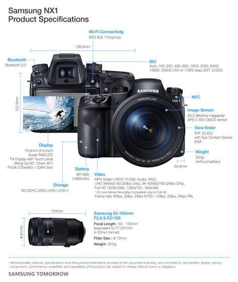 Samsung Smart Nx1 Samsung Announce The New Tizen Nx1 Smart With 0 055 Sec Auto Focus Tizen Experts