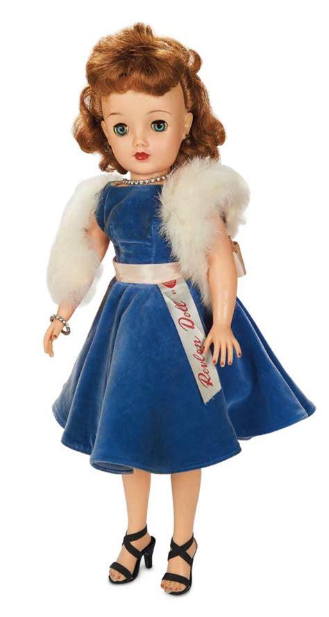 the fabulous fifties modern dolls 308 miss revlon in