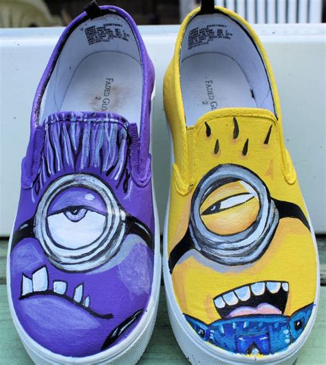 Minion Shoes minion shoes search youth and children s