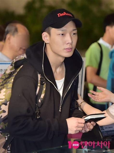 Jp Winner86 photo ikonのbobby 海外スケジュールのため出国 個性光る空港ファッション entertainment 韓流 韓国芸能ニュースはkstyle