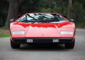 Where Does The Lamborghini Come From The Lamborghini Countach Is A Concept Car Come True