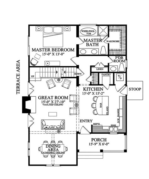 2000 sq ft bungalow floor plans 17 best images about 1 500 2 000 sq ft on pinterest