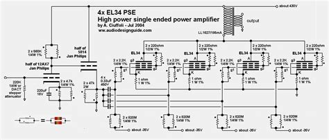 Power Lifier Kick cathode bias resistor value el34 28 images cathode