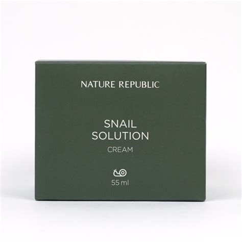 Harga Nature Republic Snail Solution nature republic snail solution review