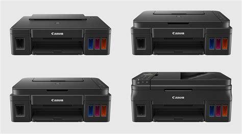 Printer Canon G 200 canon g series megatank printers use refillable ink tanks not cartridges