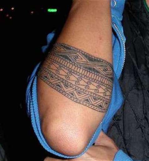 Polynesian Armband Tattoo On Right Arm Polynesian Armband Designs