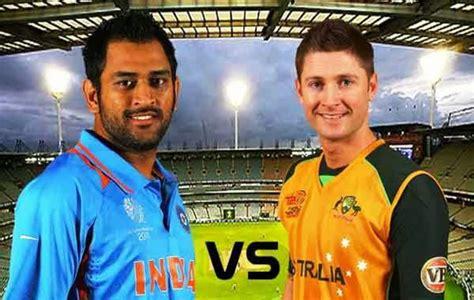 lndia vs australia team india s journey to semi finals of icc world cup 2015
