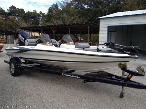 triton bass boat quality sold used 2007 triton tr 186 in florida youtube
