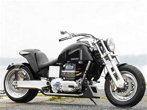 Diesel Motorrad Neander by Neander Motorcycles