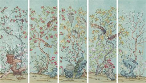 Handmade Wallpaper - bismarck 1787 handmade wallpaper fromental