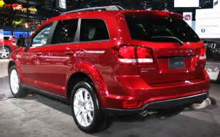 Dodge Rt Journey Dodge Reveals 2011 R T Durango Journey Grand Caravan