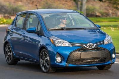 2015 Toyota Yaris Mpg Used 2015 Toyota Yaris Mpg Gas Mileage Data Edmunds