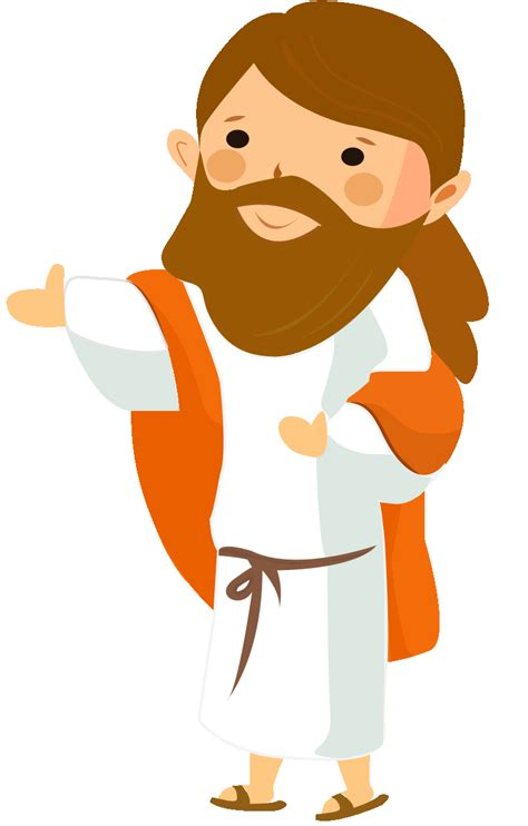 jesus clipart simple jesus speaking by matiseli on deviantart
