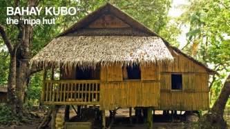 native home design news bahay kubo nipa hut