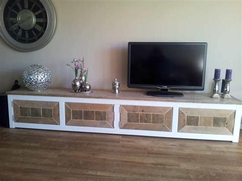 steigerhout meubels op maat steigerhout tv meubel ilaria steigerhout furniture