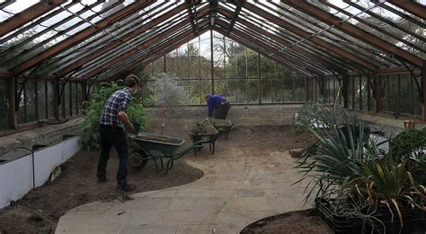 the clearing house redevelopment of the oceanic islands house at the botanic garden cambridge
