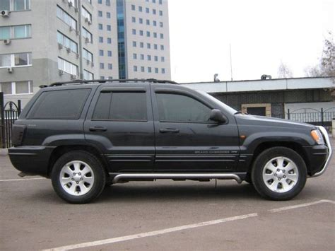 used jeep grand cherokee used 2001 jeep grand cherokee photos