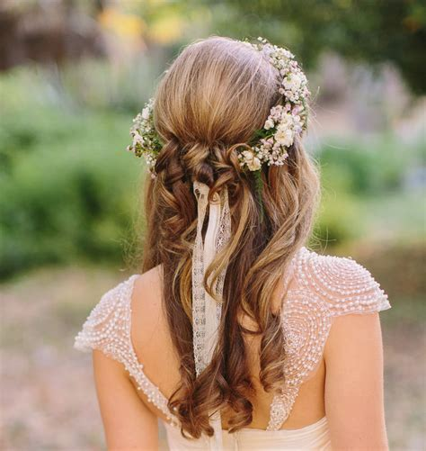 Bridal Hairstyles With Flowers by 15 Bridal Hairstyles You Should Try Pretty Designs