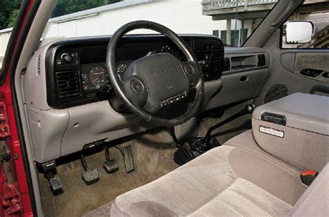 95 Dodge Ram Interior by Phillips 1995 Dodge V10 Ram Rod Network