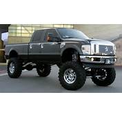 Lifted Truck Ford F 250  Off Road Wheels
