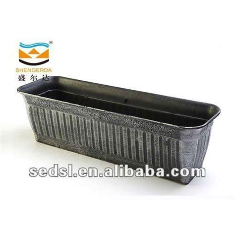 plastic flower pot liners gardening pot rectangle jpg