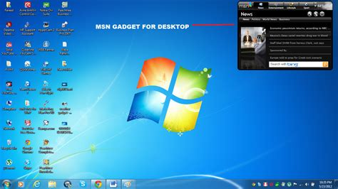 Desk Top Gadgets by Best 5 Desktop Gadgets For Windows 7 Ecolumns Columns On Android And The Web