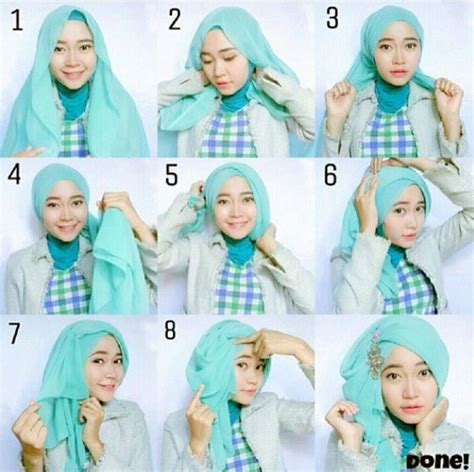 Jilbab Printing Premium Silk Segiempat 46 best images about style on square tutorial turban style and stripe top