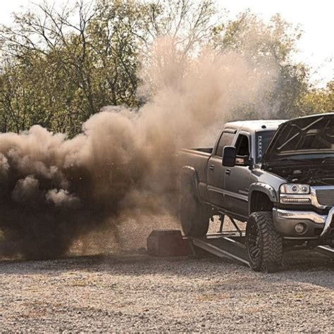 1000+ images about Chevy trucks on Pinterest | 2002 chevy ... Lifted Duramax Diesel Blowing Smoke