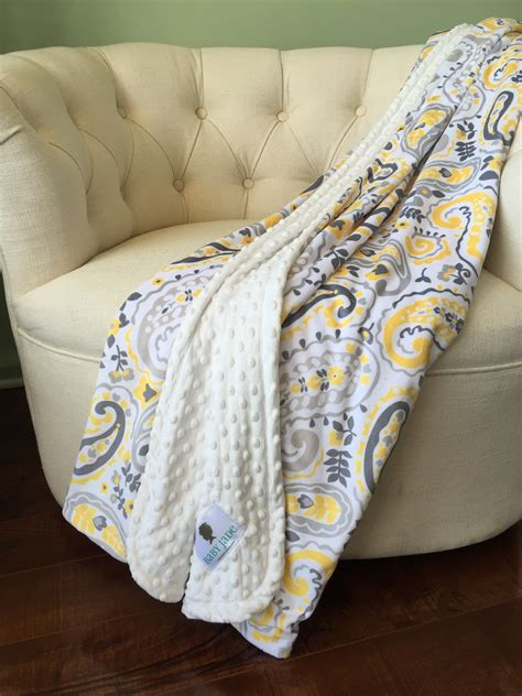 minky blankets baby jade