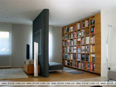Diy Home Library Design 家庭室内隔断设计图片大全 家居装修知识网