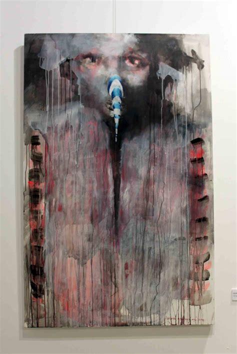 Acrylic Di Semarang semarang contemporary gallery