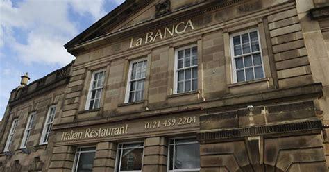 La Banca Restaurant by Restaurant Review La Banca 1896 Pershore Road