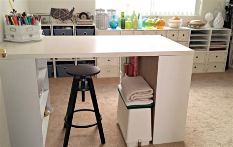 how to decorate a desk 2016 craft room tour organize and decorate everything
