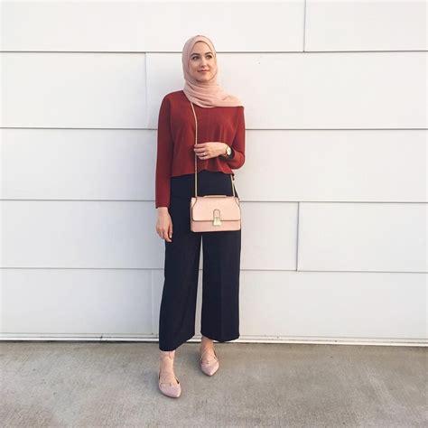 Celana Kulot Wanita Dixa 2 Muslim Remaja Modern Trendi Unik Lucu 5 style selebgram simple agar terlihat dewasa saat