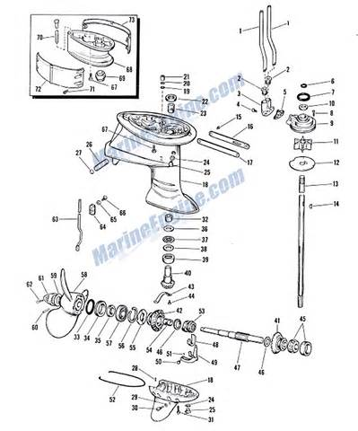 brp evinrude ignition switch wiring diagram boat starter