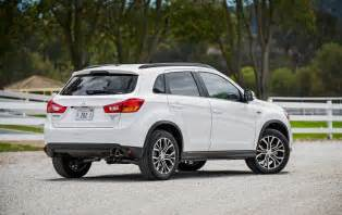 Mitsubishi Rsx 2016 Mitsubishi Asx Revealed In Us Spec Outlander Sport