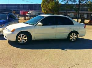02 Honda Civic Ex 2002 Honda Civic Ex