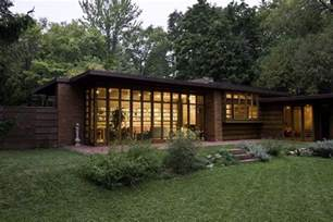 Instant House Frank Lloyd Wright S Usonian Homes